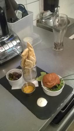 The Ivyhouse Dining Room and Bar: the best starter