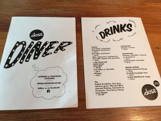 Dose Diner NZ: photo0.jpg