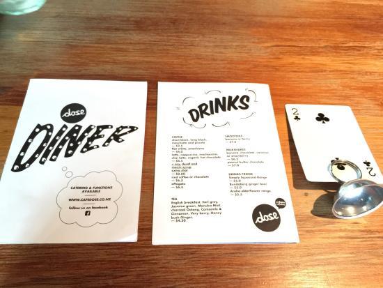 Dose Diner NZ: photo1.jpg