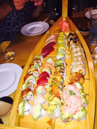 Great Food Picture Of Bonsai Sushi Ii Wesley Chapel Tripadvisor