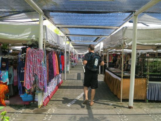 Seminyak, Indonesien: Market