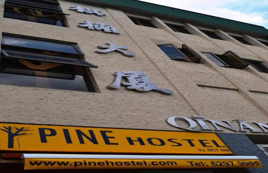 Pine Hostel by JUST INN : Exterior