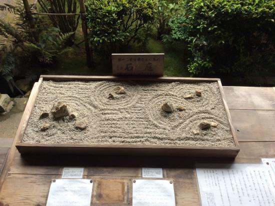 Miniature Jardin De Pierre Foto Di Padiglione D Oro Kinkaku Ji