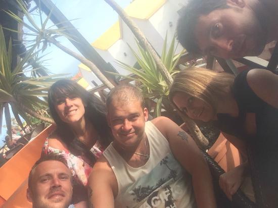 Fuerteventura Beach Club: zanzibar