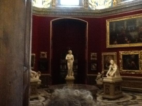 Uffizi Gallery - Picture of Uffizi Gallery, Florence ...