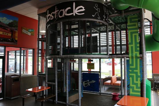 Large indoor playplace - Picture of McDonald\'s, Shepherdsville ...