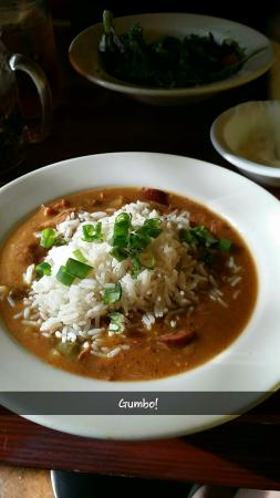 Gumbo Picture Of Bourbon Street Bar And Grill Puyallup Tripadvisor
