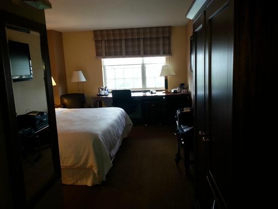 Sheraton Houston West: Room 522