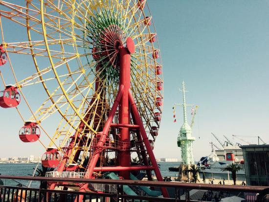Machikado Amusement Park Mosaic Garden