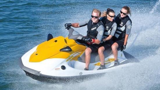 Luxury Jet Ski Rentals