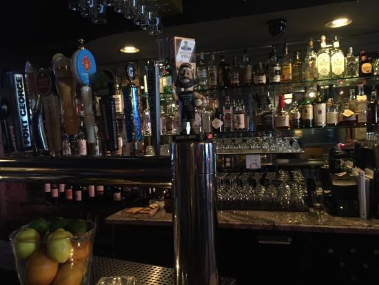 Gilda's: Downstairs Bar