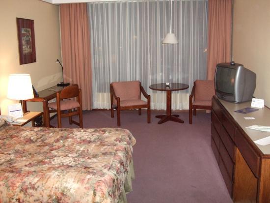 Hotel Gloria La Paz: 部屋のなか