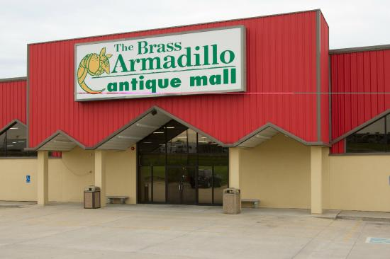 Brass Armadillo Antique Mall - KC