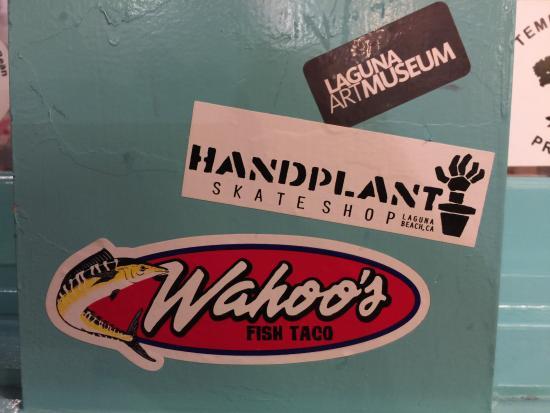 Wahoo's Fish Tacos: Wahoos