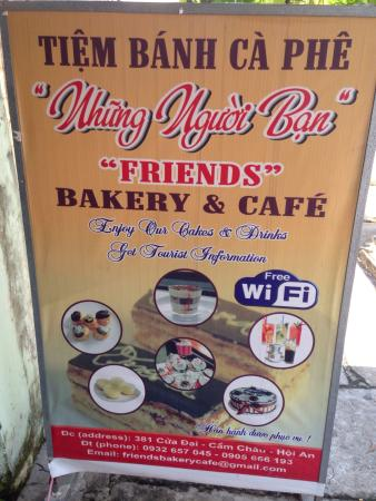 Friends Bakery and Cafe