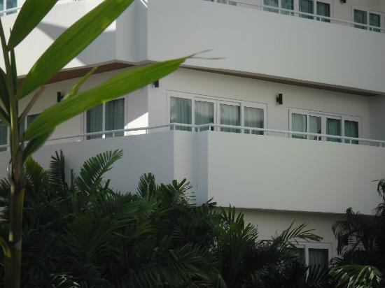 Phunawa Resort: room balcony
