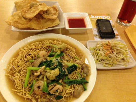 Quick Meal - Bakmi GM
