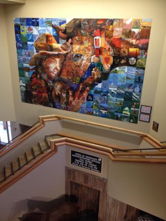 Cochrane Mosaic Mural