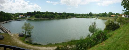lac de Trizay