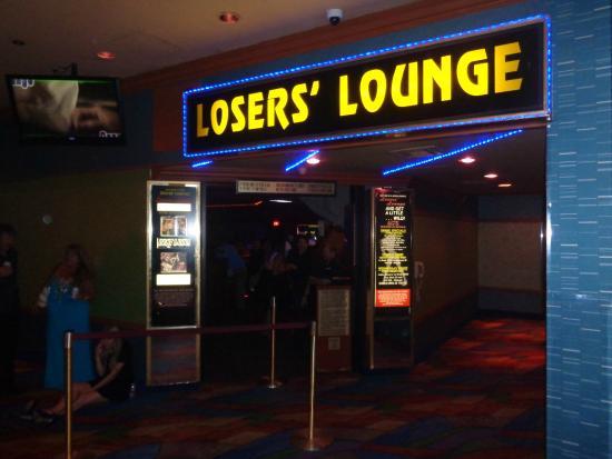 Casino at Don Laughlin's Riverside Resort: Loosers Lounge