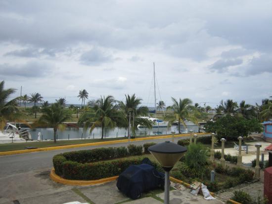 Hotel Club Acuario: view of hotel entrance