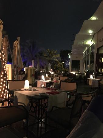 Hiltonia Beach Club Restaurant