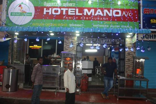 Mano Hotel Restaurant