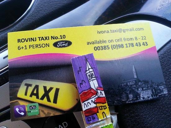 Taxi Ivona