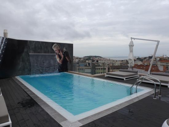 Zwembad Op Dakterras : Mooi zwembad met cocktailbar op het dakterras foto van hf fenix