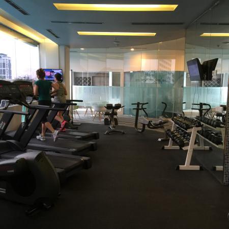 Gym Picture Of Hotel Novotel Jakarta Gajah Mada Tripadvisor