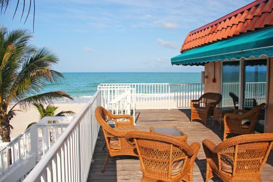 Seaside Beach Resort: Terrace