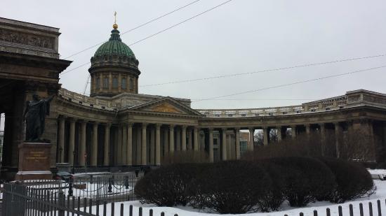 Hotel Sonata at Gorokhovaya: cattedrale di nostra signora di cazan