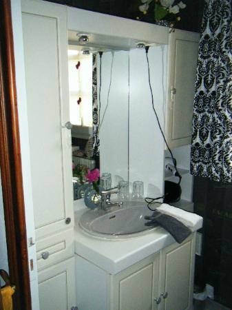 Saone-et-Loire, Francia: Salle de bains