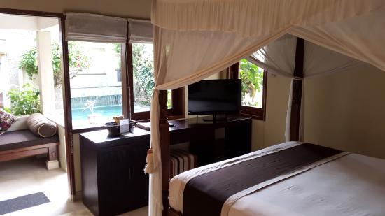 Villa Diana Bali: Villa's Room
