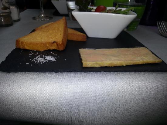 D'ici Et D'Ailleurs : foie gras