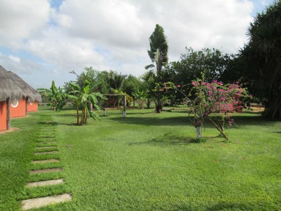 Posada La Casita: area