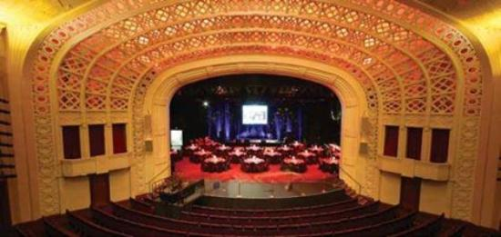 Empire Theatre: The theatre has  rebuilt in the standard and style of the 1930's or thereabouts. Most of the ori