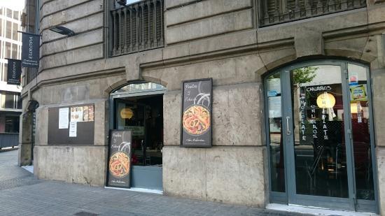 Cafe Restaurante Europa