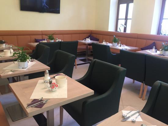 Brecherspitze Hotel: Frühstücksbereich II