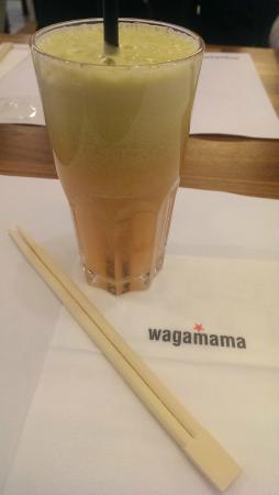 Wagamama: Cocktail de jus de fruits