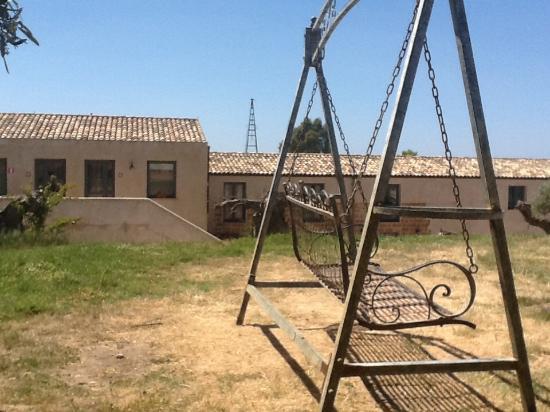 Relais Casa Mirabile: Vista del relais