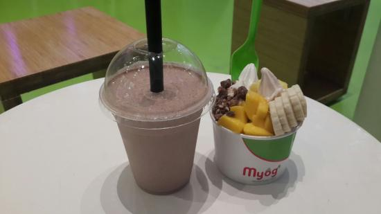 Myog Frozen Yogurt
