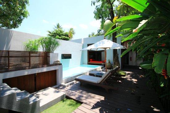 Pao Jin Poon Villas: 1-bedroom villa