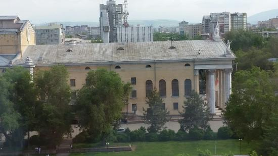 Kyrgyz National Opera and Ballet Theatre of Abdylas Maldybayev