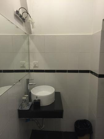 Villa Borann : Shower