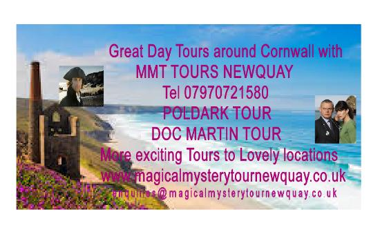 MMT Travel Newquay: MMT Tour