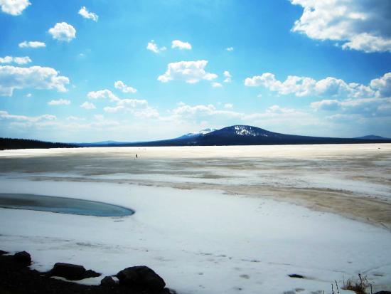 Zyuratkul, Russland: Озеро Зюраткуль