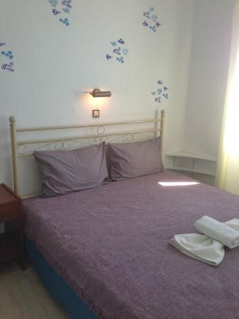 hotel galini mare 2015 example of single room - Single Wall Hotel 2015