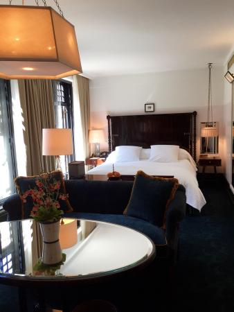Loft Suite Picture Of Chiltern Firehouse London Tripadvisor