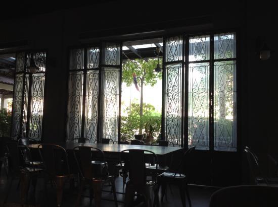 Hotel Cara: Hotel restaurant